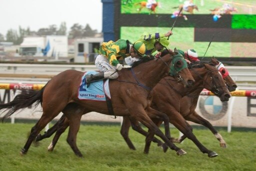 Redoute's Choice mare impresses at Caulfield