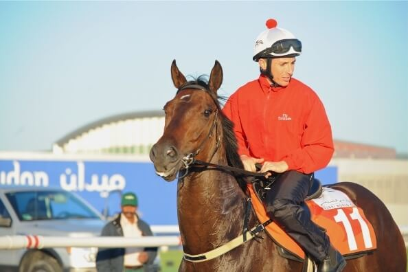 Arrowfield-owned sprinter 3rd in Al Quoz Sprint