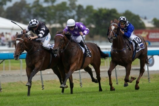 No Looking Back for Magic Millions runner-up