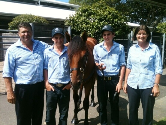 Bell River Thoroughbreds thrilled with Doubt