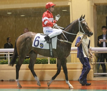 Best Eleven third in Hong Kong Group One