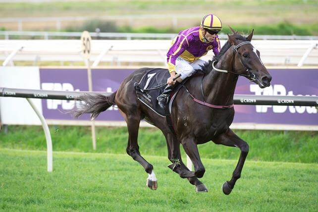 Smart Missile 2YO impresses with Group win