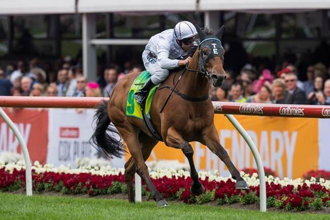 Snitzel doubles up at Moonee Valley