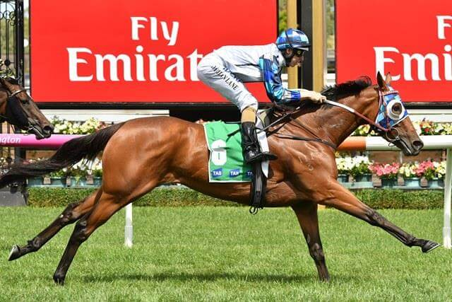 Not A Single Doubt's girls double up at Doomben