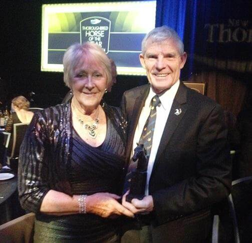 Dundeel crowned NZ Horse of the Year