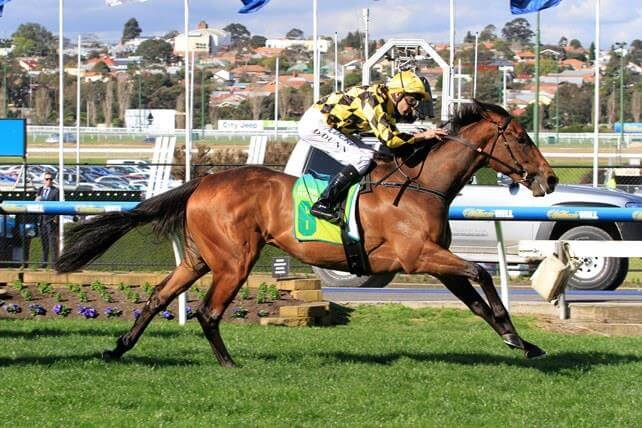 Stay With Me sensational in Listed win
