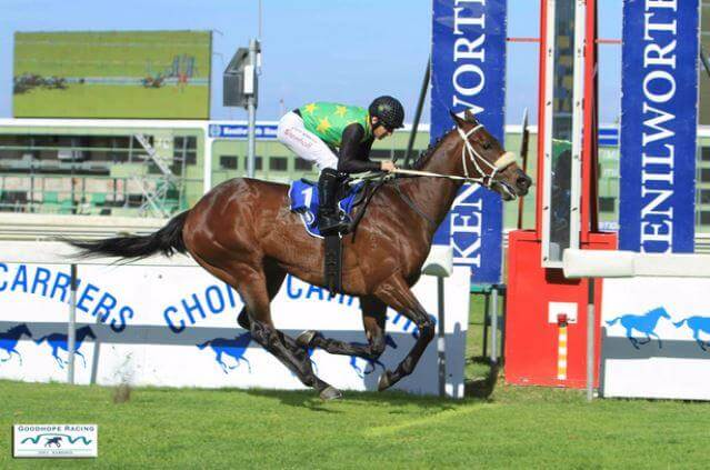19th Group double for Redoute's Choice