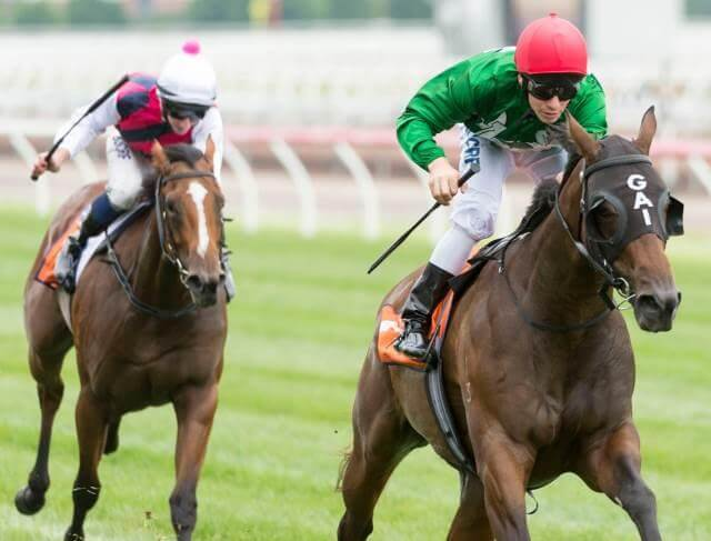 Thyme for champion sire's 31st 2YO stakeswinner
